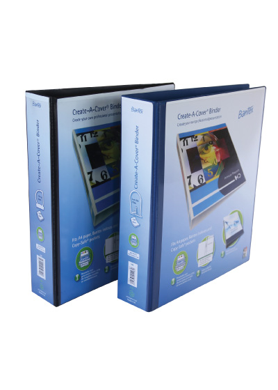 Create a cover presentation binders kartasi industries ltd for Home construction binder